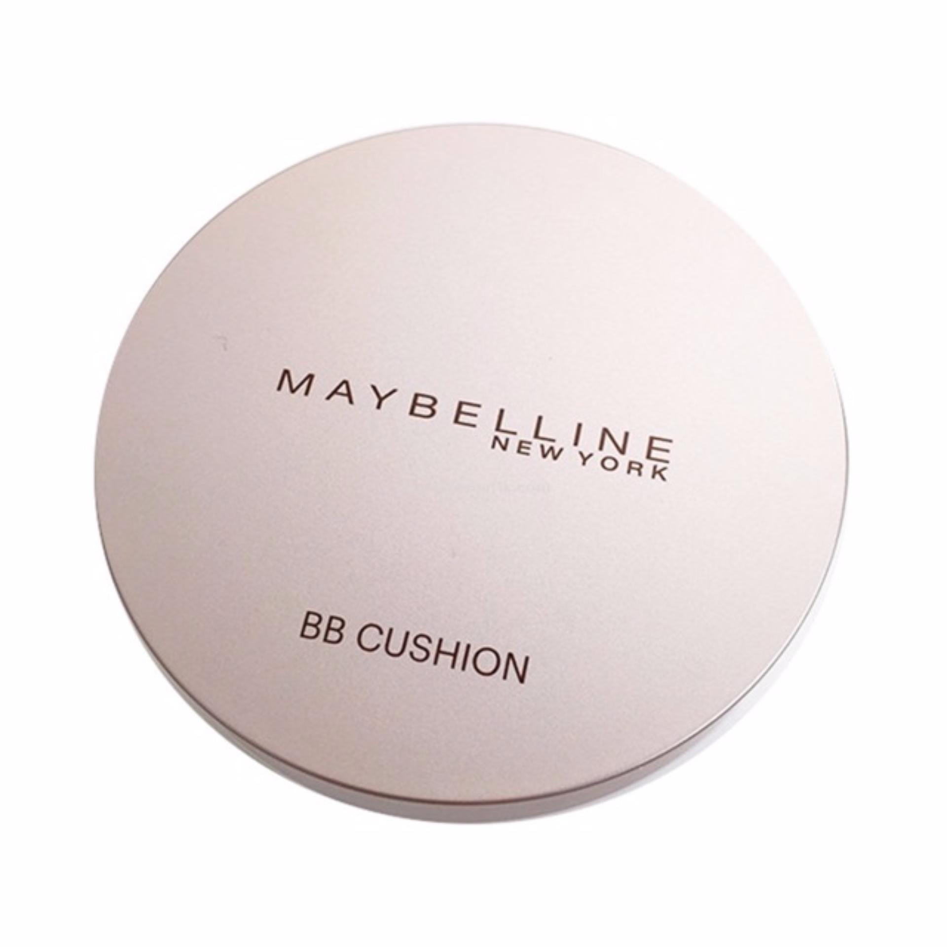 ... Maybelline Super BB Cushion 03 Natural | Cocok Untuk Kulit Kering Normal ...