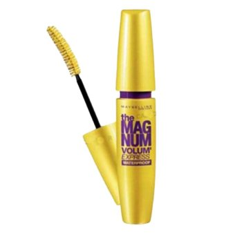 Maybelline Volum' Express Magnum Waterproof - Hitam