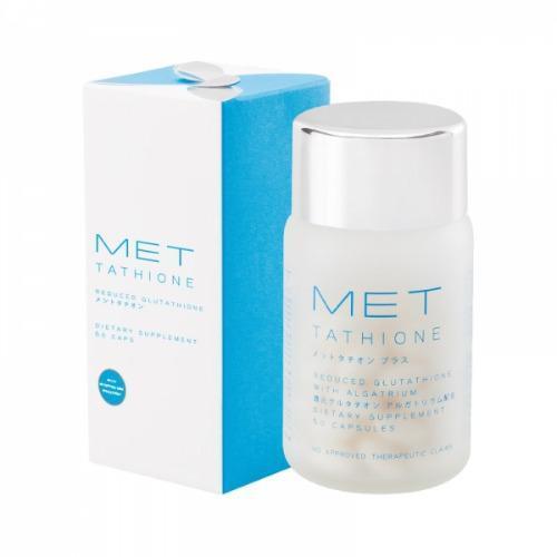 MET Tathione Suplement - Japan Whitening Suplement Memutihkan Kulit Cerah Halus Bersinar Suplemen Pemutih