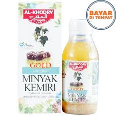 Minyak Kemiri Al-Khodry Gold (Sari Minyak Kemiri Plus)