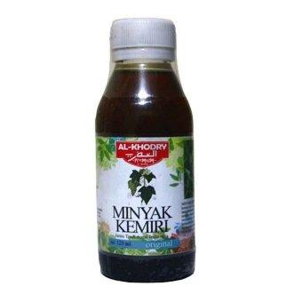 Minyak Kemiri Alkhodry Premium Original Terbaru - Paket 2Pcs