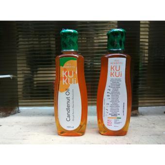 Harga Minyak Kemiri Kukui / Kukui Kemiri Oil 100% Minyak Kemiri Asli Murah