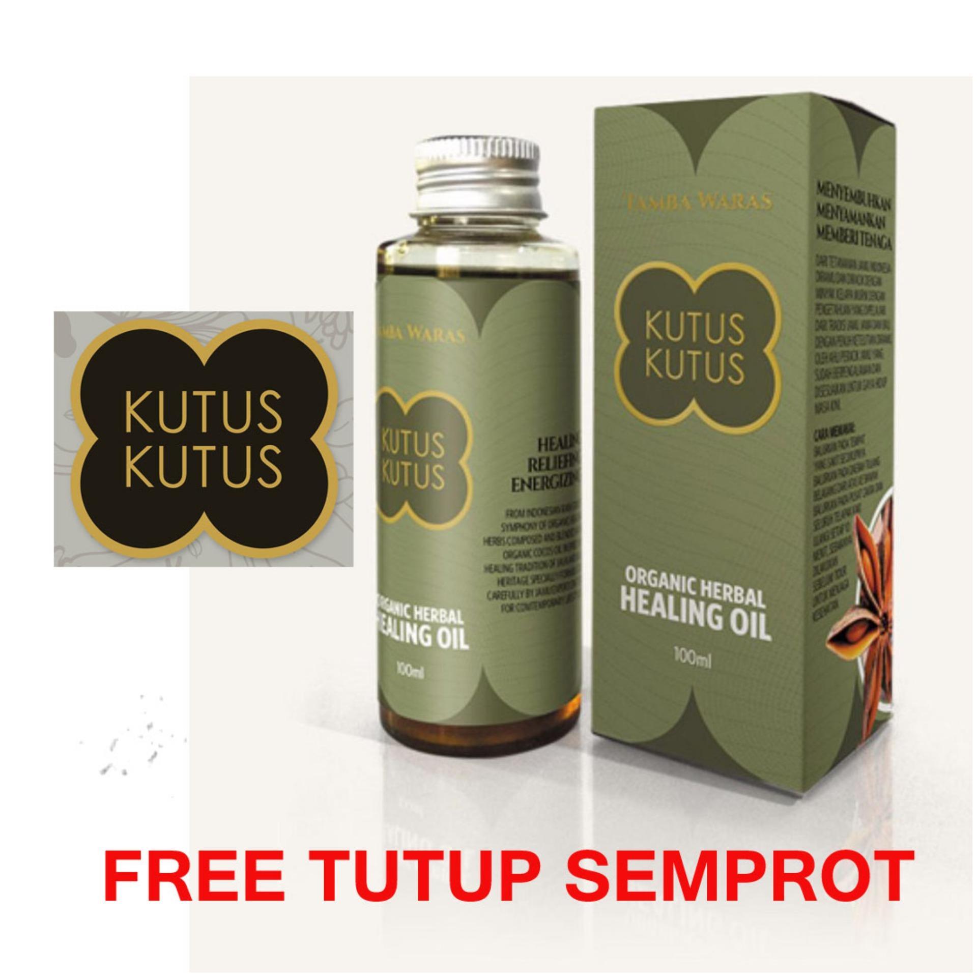 ... Minyak Kutus Kutus - Tamba Waras Original - Bali ...