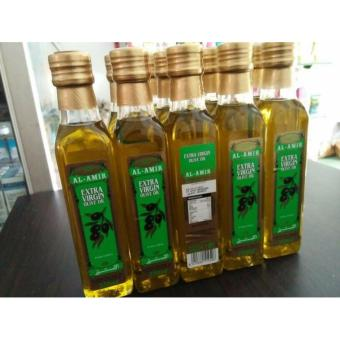 Minyak Zaitun Ai Amir Ektra Virgin Spanyol 250ml - Daftar Update Harga Terbaru Indonesia