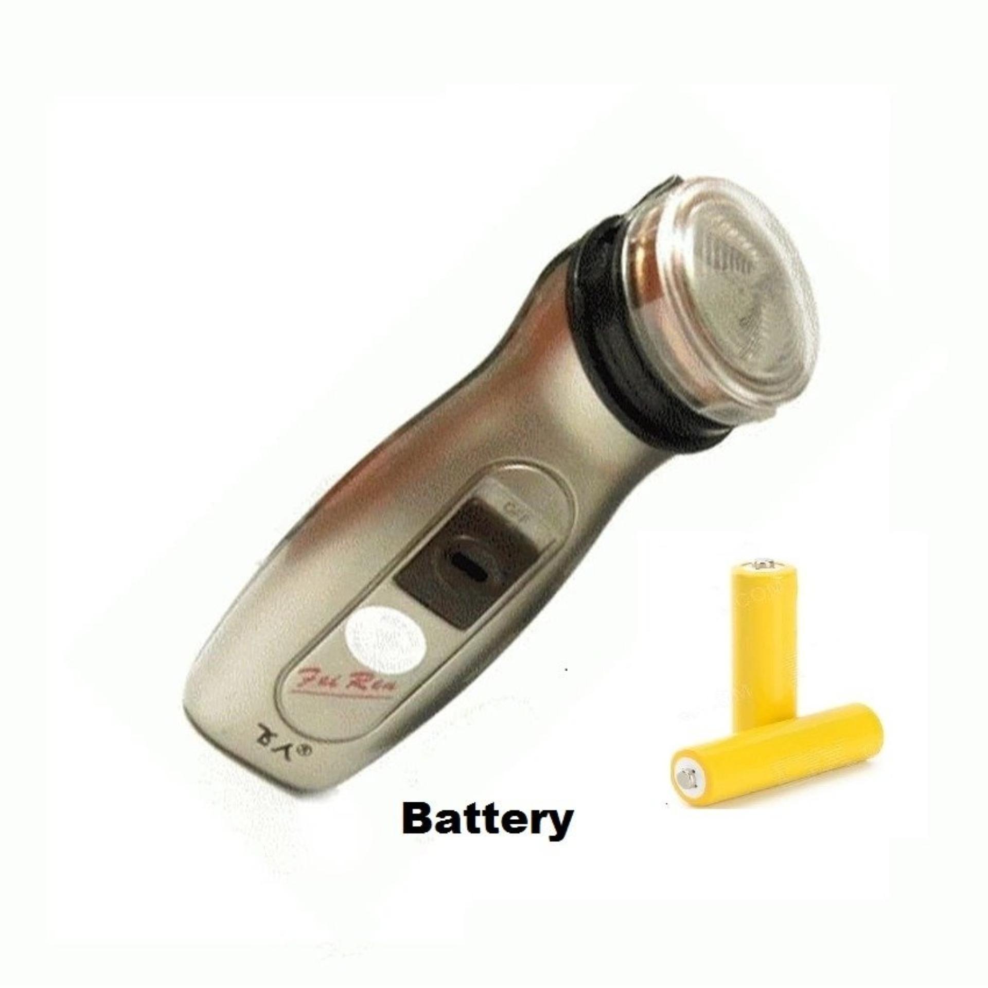 Online Murah Mjstore Feiren Shaver Alat Cukur Jenggot Kumis Philips Pq206 Pq 206 Elektrik Pencukur Bundling Battery