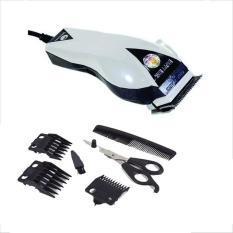 MJstore - Happy King Professional Hair Clipper Trimmer - Alat Cukur Mesin Potong Rambut