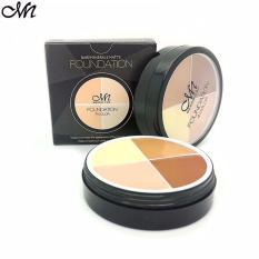 MN Foundation Concealer 4 Colour - 1pcs