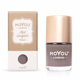 Moyou London Stamping Kuteks Nail Art Reguler Falcon - 2