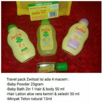 Multi - Zwitsal Mini Pack