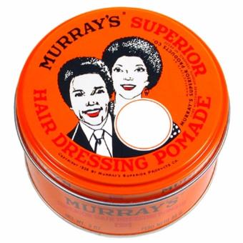 Harga Murray's Superior Pomade / Hair Dressing Pomade + Sisir Saku – 1pcs Murah