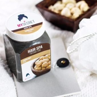 Harga My Secret Hairspa Masker Rambut Creambath – Kemiri Murah