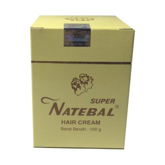 Harga NATEBAL Hair Cream Murah