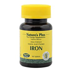 Nature's Plus Iron 20mg - 90 Tablet