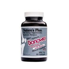 Nature's Plus Bonower 90's - Bone power, Calcium TulangMultivitamin Untuk Osteoporosis, Keropos Tulang