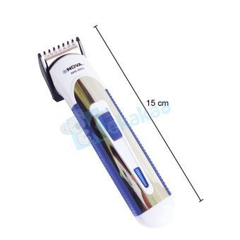 Nova Alat Cukur Rambut Hair Clipper Silver - Daftar Harga Terupdate ... 5fbab26177