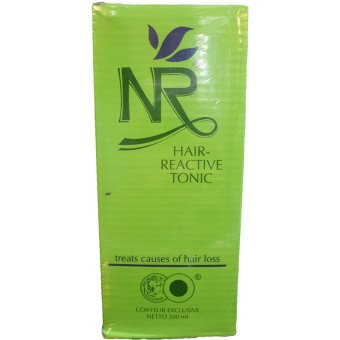 Harga NR Hair Tonic Treats Causes of Hair Loss 200ml Murah