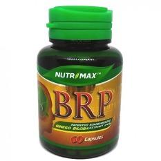 Nutrimax BRP 30 Obat Herbal Stroke Alzheimer Dementia Parkinson
