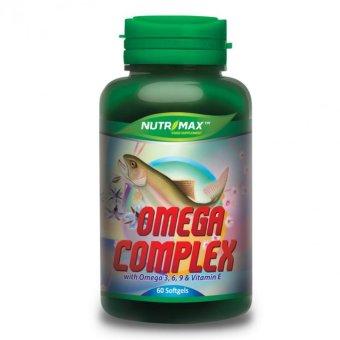 ... Minyak Ikan Omega 3 Fish Oil Source · Nutrimax Omega Complex Omega 3 6 9 plus Vitamin E 60 s Vitamin Untuk