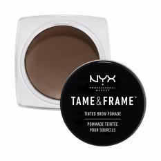 NYX Professional Makeup Tame&Frame Pomade-Brunette Eyebrow / Alis