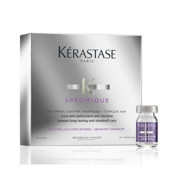 Harga [Official Original Online by Kerastase] SALE 50% OFF New Cure Anti Pelliculaire Care 12x6ml Murah
