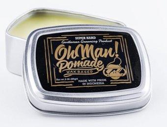 Harga Oh man! Pomade Waxbased Mystic Gold 3oz Murah