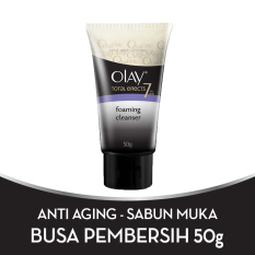 Olay Total Effects 7 in 1 Foaming Cleanser - 50gr