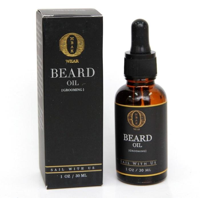 Ombak Beard Oil Penumbuh Jambang Brewok Jenggot Kumis Rambut