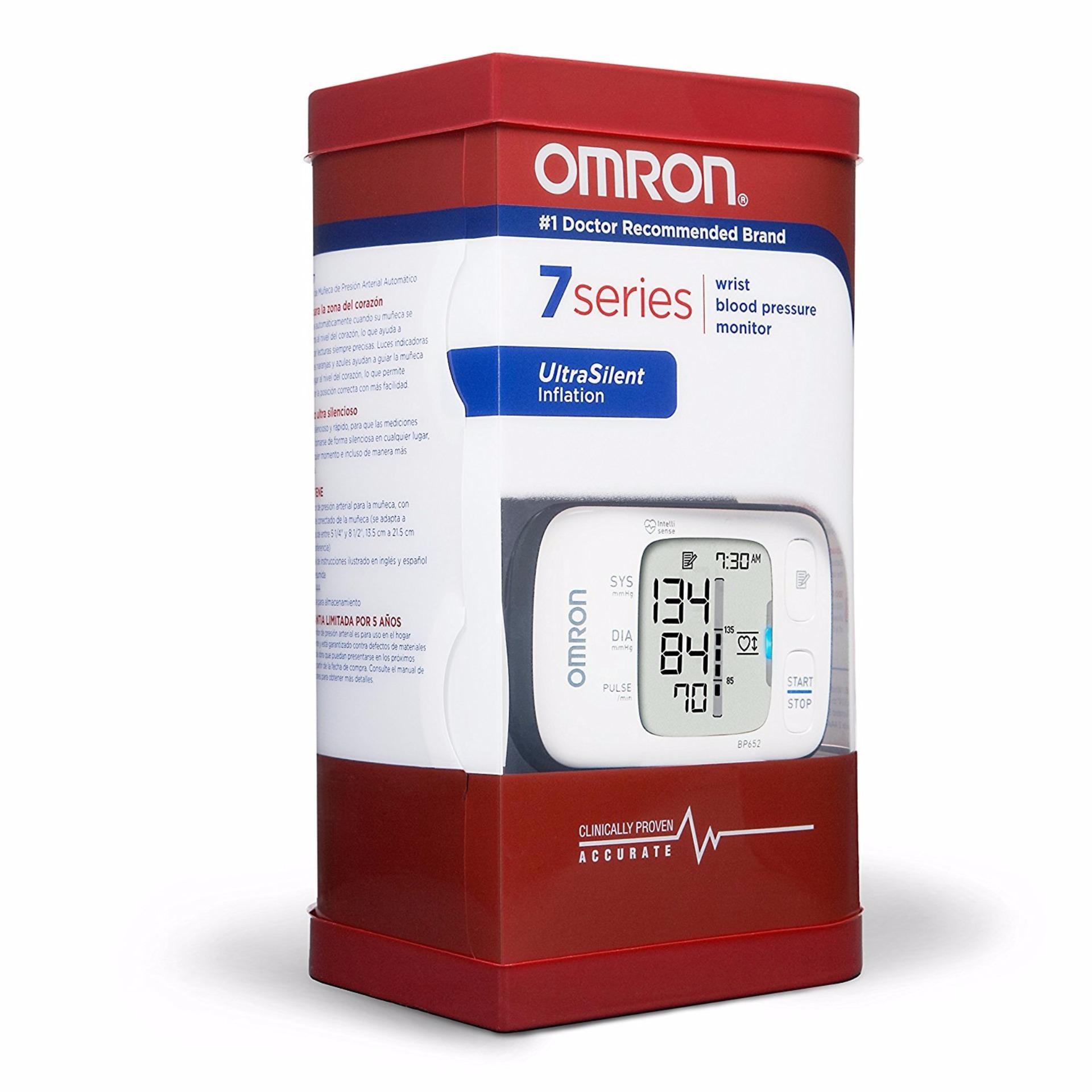 Harga Penawaran Omron Bp652n 7 Series Wrist Blood Pressure Monitor Tensimeter Jpn1 Intl