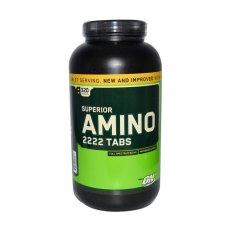 Optimum Nutrition Amino 2222 Eceran 20 tabs