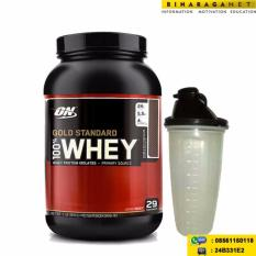 Optimum Nutrition - Gold Standard Whey Protein 2Lbs Chocolate