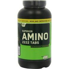 Optimum Nutrition Superior Amino 2222 320 Tablets