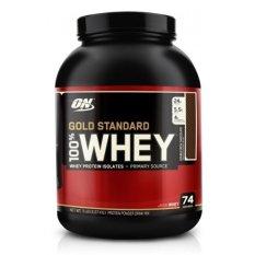 Optimum Nutrition Whey Gold Standard 100% 5 Lbs - Chocolate