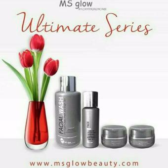 Paket Flek Ultimate Ms Glow By Cantik Skincare Images Gallery