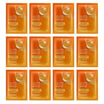 Harga [Paket Grosir] Makarizo Hair Energy Creambath – Royal Jelly 30 gr x12 pcs Murah