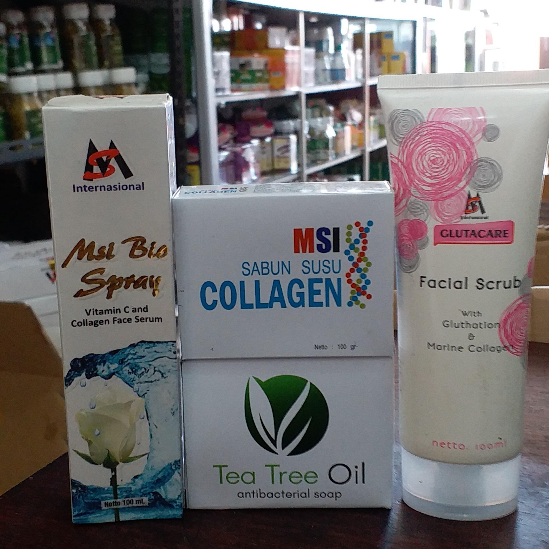 Msi Sabun Tea Tree Oil Tto Original Daftar Harga Terbaru Dan Essential Minyak Sari Reo 08 Paket Facial Scrub Biospray Collagen