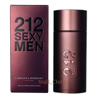 Parfum Pria212 - Sexy Men TSM Pria - 100 ml Carolina Herrera