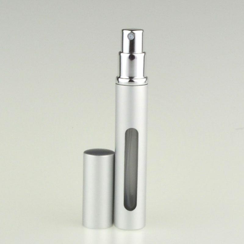 Pengisian Menekan Toner Air Kecil Botol Semprot Botol