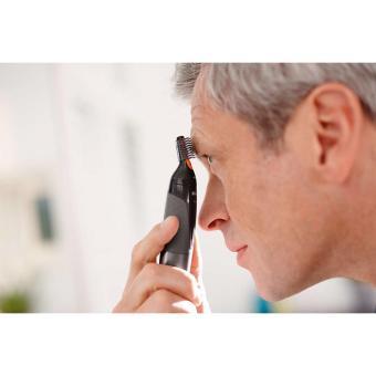 Philips - Pencukur Bulu Hidung,Telinga dan Alis Nosetrimmer NT 3160 -