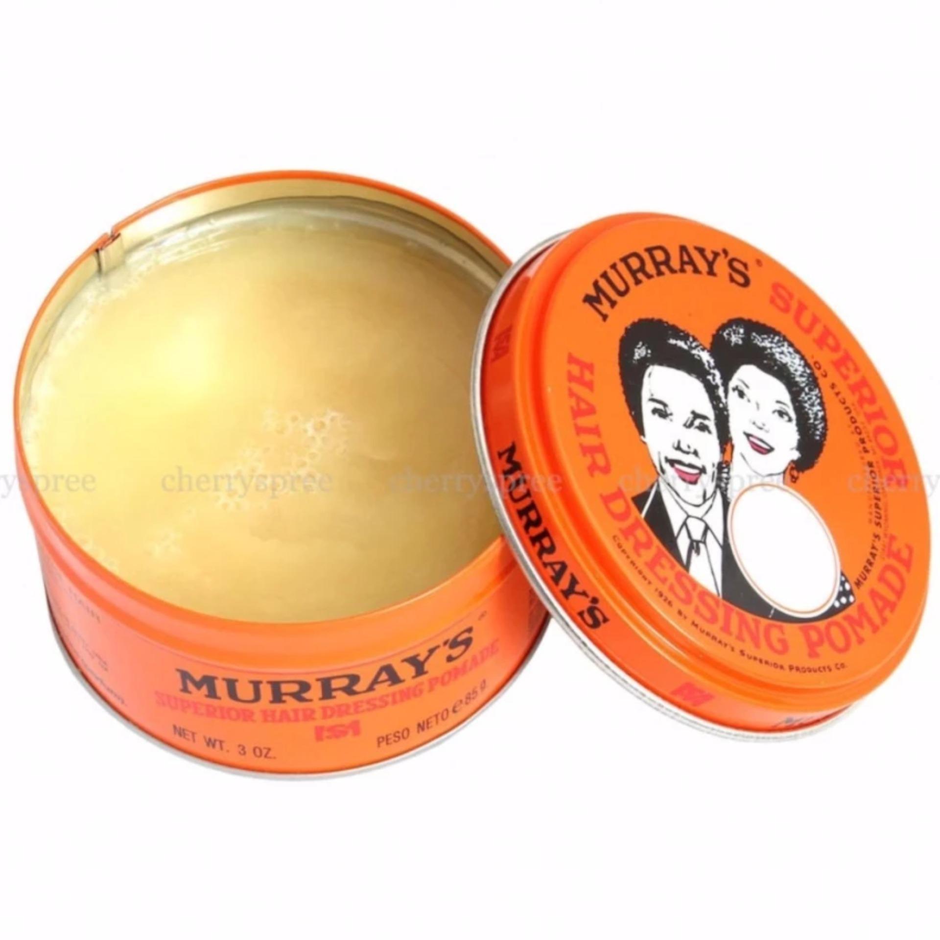 ... Pomade Murray's Superior 3 Oz Heavy Oilbased Hair Dressing Pomade/ Oil Based Paling Keras Strong ...