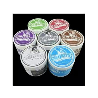 Harga Pomade Suavecito Hair Clay 9 Warna Colour Murah