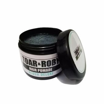 Pomade Toar and Roby Acqua Waterbase Aqua Deluxe