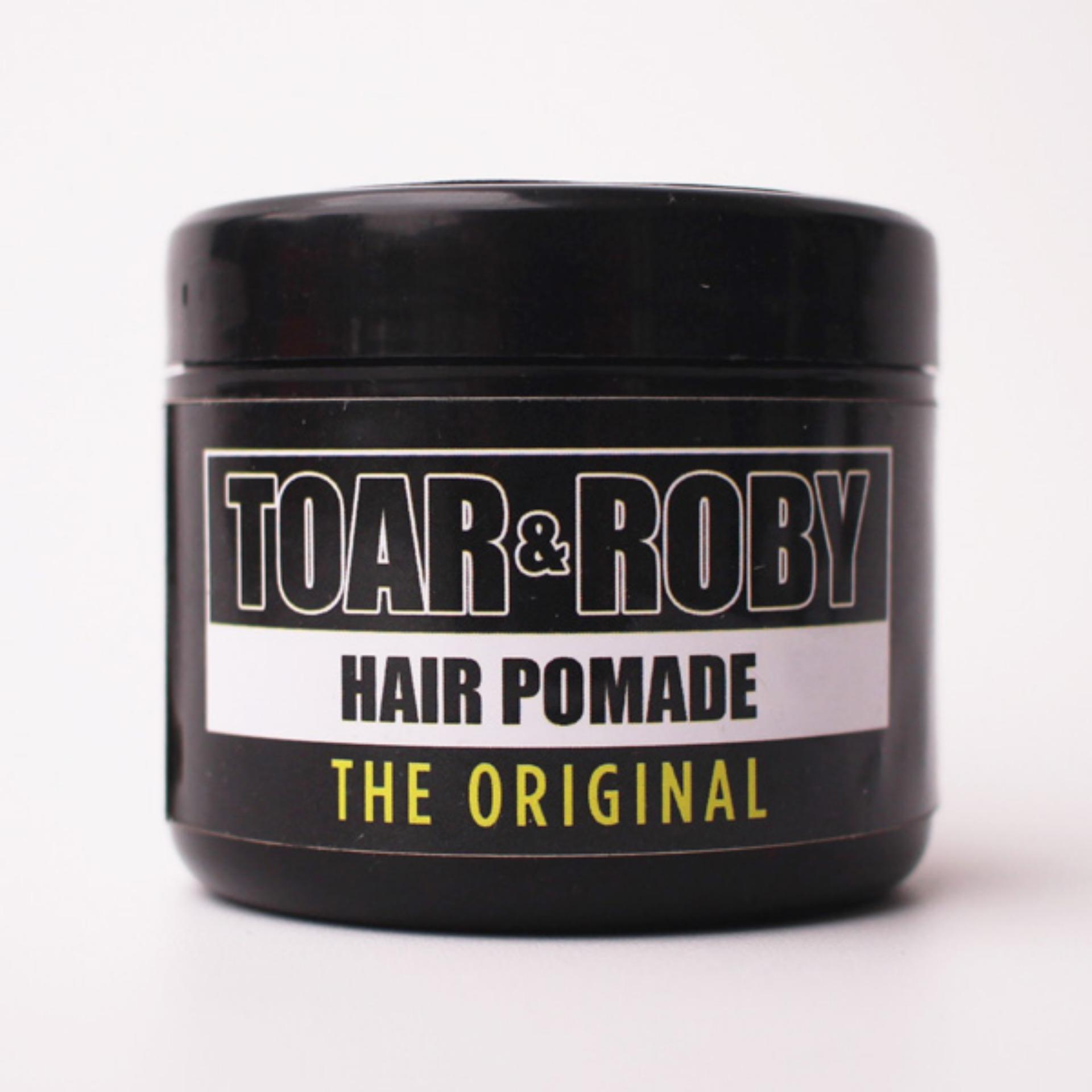 Pomade Toar And Roby The Original Medium Oilbased / Oil Based