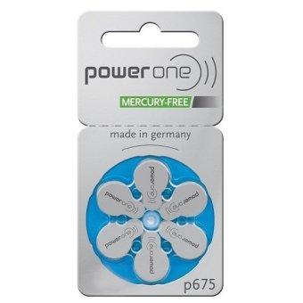 Baterai Alat Bantu Dengar Powerone P312 Mercury Free Hearing Aid Source · P13 Mercury Free Hearing