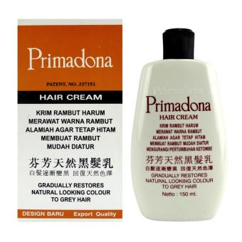 Harga Primadona Hair Cream – 150ml Murah