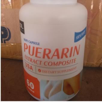 ... Puerarin softcapsul pembesar payudara original botol putih - 3