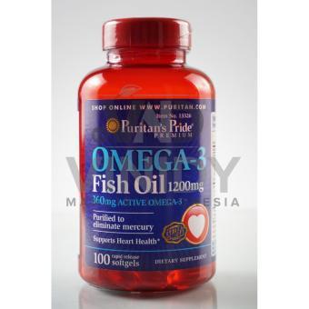 6 9 minyak ikan salmon sofgel. Source · Detail Gambar Produk Puritan's .
