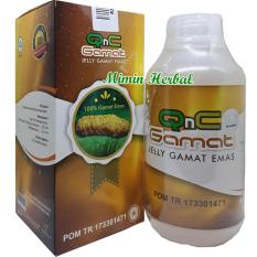 QnC Jelly Gamat 100% Gamat Emas Original