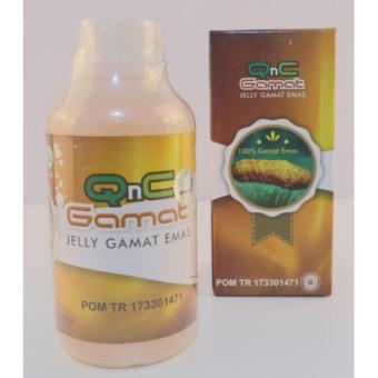Qnc Jelly Gamat Asli Dari Agen Pusatnya Se-Indonesia