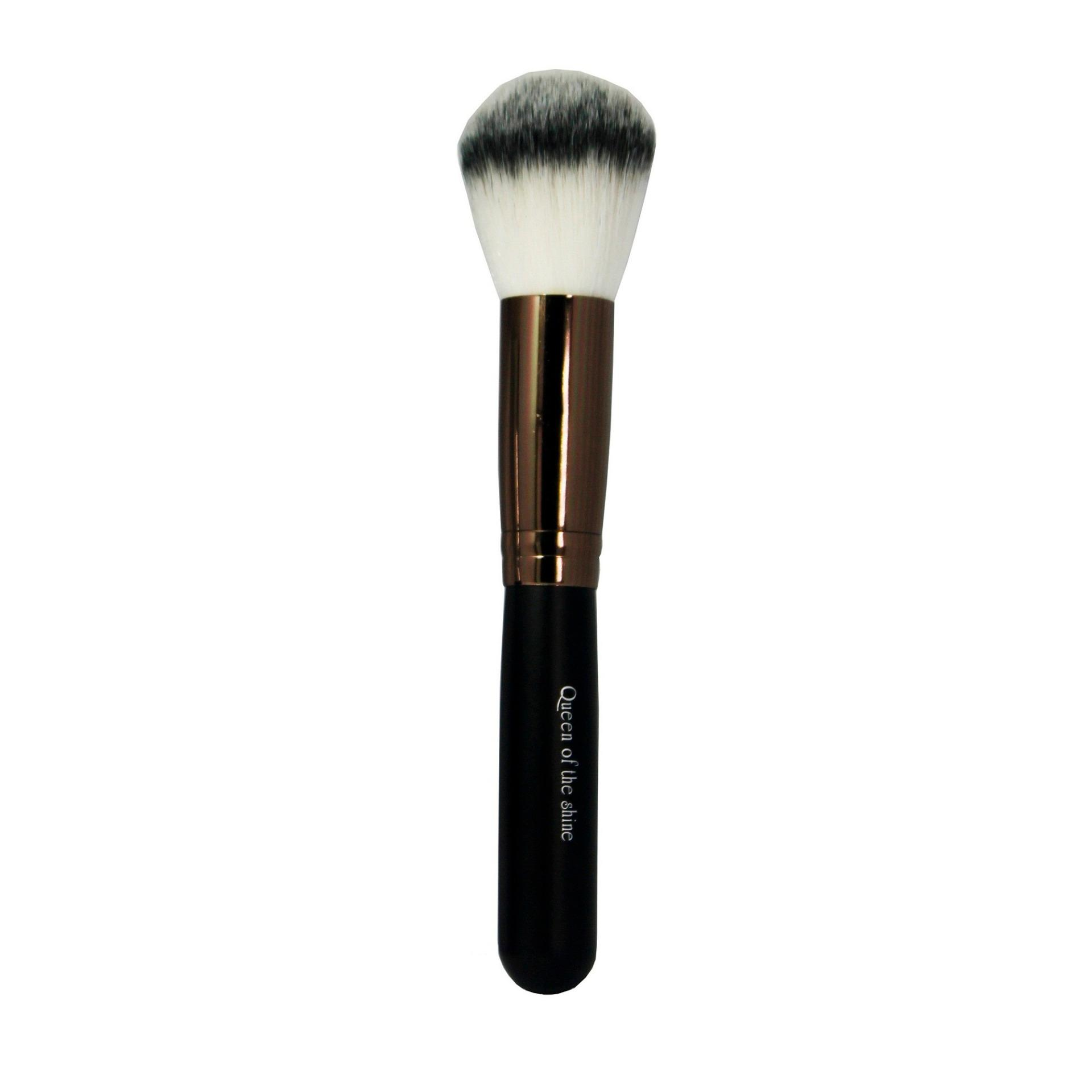 ... Queen Of The Shine Kuas Make Up / Powder Brush - Bronze ...