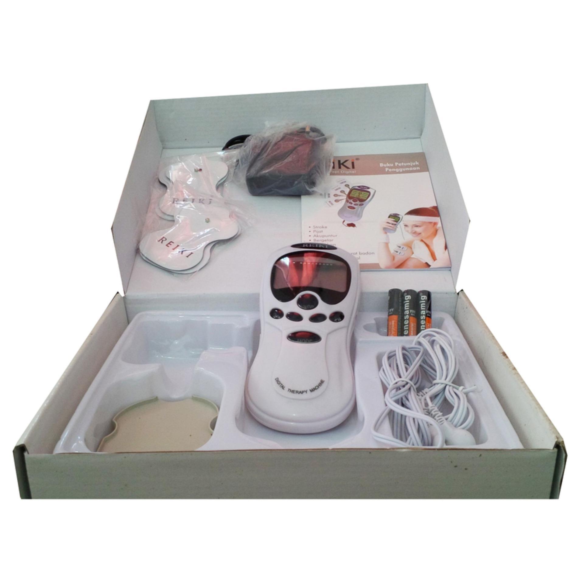 Flash Sale Reiki Alat Pijat Akupuntur Refleksi Portable